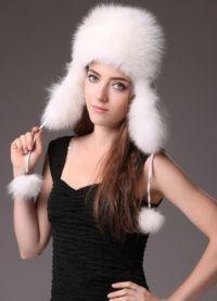 Stylové dámské klobouky 1