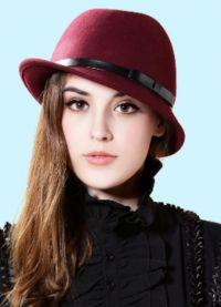 Stylové dámské klobouky 2