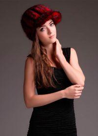 Stylové dámské klobouky 6