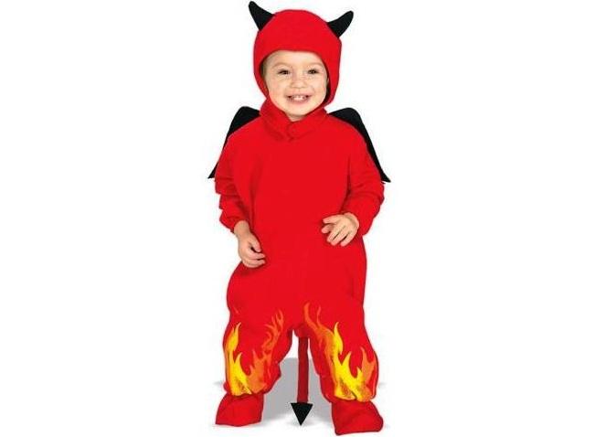 Деца костима за ношњу за децу својим рукама22