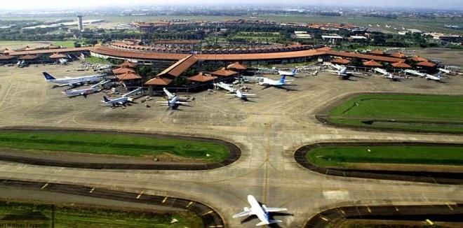 Комплекс аэропорта Сукарно Хатта