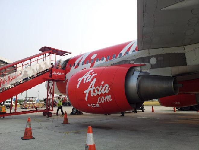 Самолеты компании Air Asia