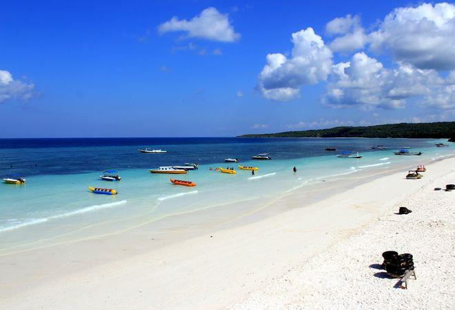 Пляж Tanjung Bira, Южный Сулавеси