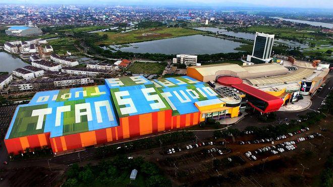 Торговый комплекс Trans Studio Mall, Сулавеси