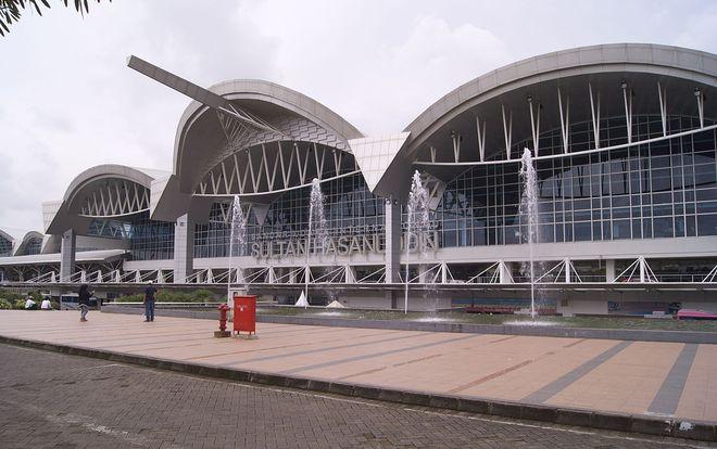 Международный аэропорт имени султана Хасануддина в Макассаре, Сулавеси