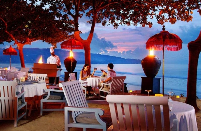 Рестораны на Суматре