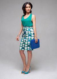 Letni styl biznesowy dla kobiet 9