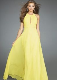 Ljetna šifonska haljina 6