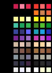 typ koloru letniego 3