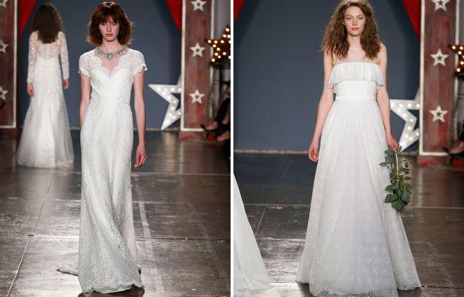 летние свадебные платья 2018