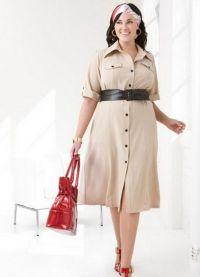 modely letních šatů pro ženy 50 2