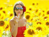 letní fotoreprodukce dívky 10