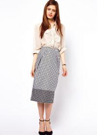 Љетне сукње 2013 10