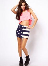 Љетне сукње 2013 4