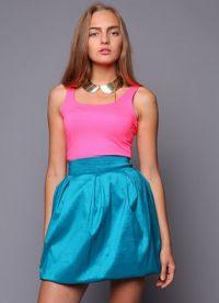 Љетне сукње 2014 5