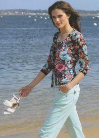 letni styl dla dziewczynek 4