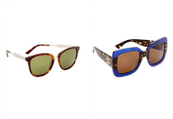 солнцезащитные очки Гуччи