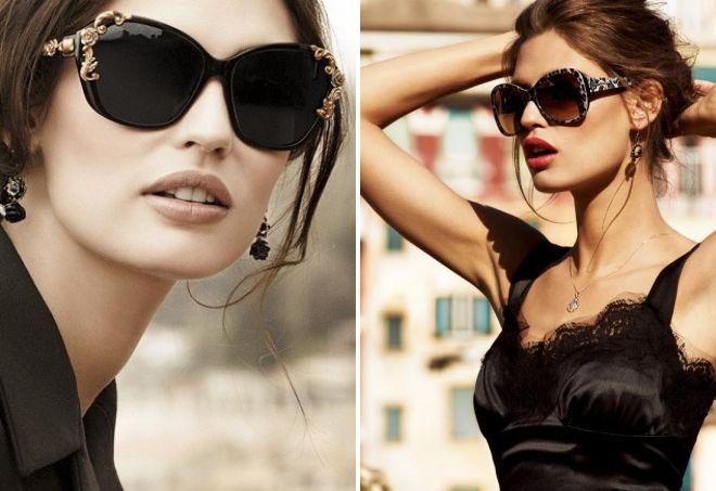 солнцезащитные очки Дольче Габбана
