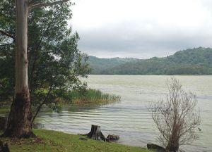 Озеро Барун