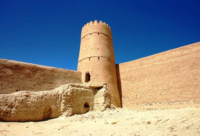 Форт Джалян Бени-Бу-Али