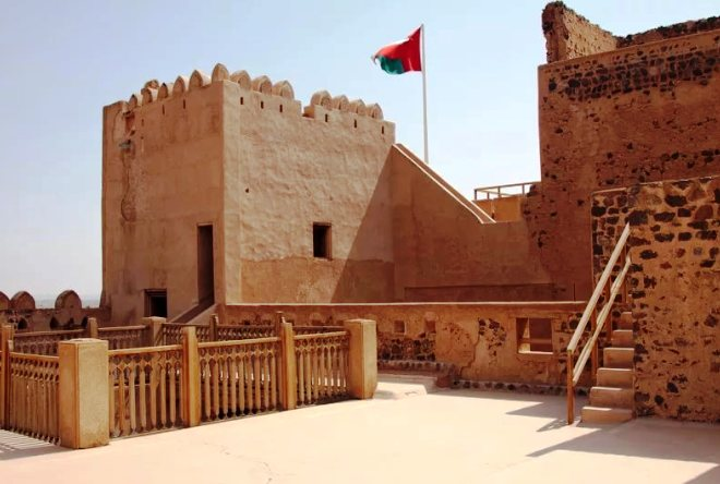 Замок Jabreen