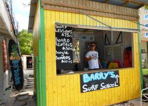 Barry's Surf School