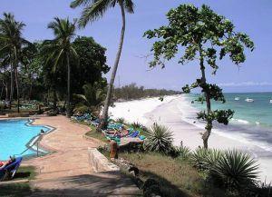 пляж Диане