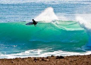 Серфинг в Агадире