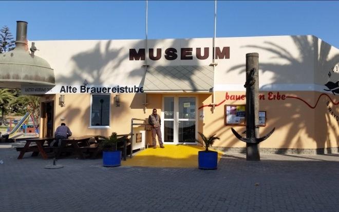 Музей Свакопмунда