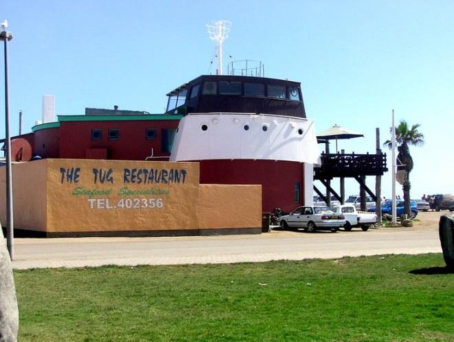 Ресторан «The Tug»