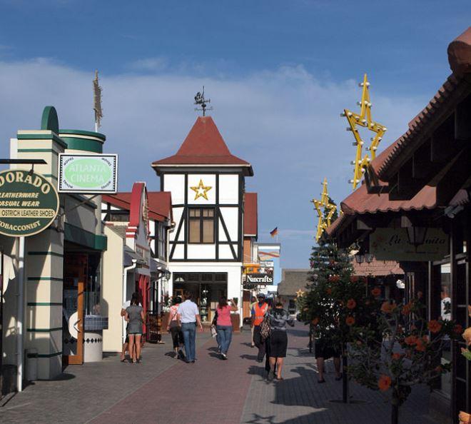 Торговая зона Brauhaus Arcade