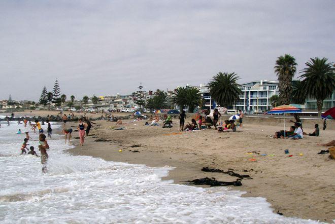 Защищенные пляжи