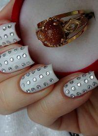 Swarovski strukovi za nokte 3