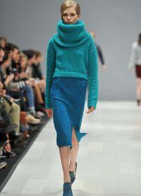 sweter ze spódnicą 3
