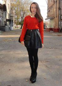 spódnica sweter 7