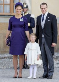 У будущих монархов уже есть дочь Эстель