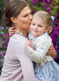 Малыш стал третьем в очереди на шведский престол, уступая матери и сестре