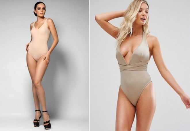 купальники nude 2017