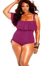 stroje kąpielowe dla otyłych kobiet z dużym biustem 9
