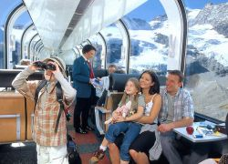Путешествие по Швейцарии всей семьей