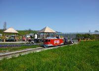 Мини-железная дорога в Люцерне