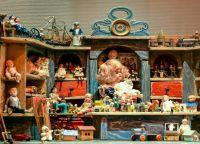 Музей игрушек Zurich Toy Museum возле Цюриха