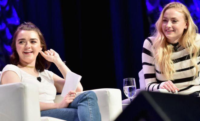 Мэйси Уильямс намекнула на смерть Сансы Старк в 7 сезоне Игры престолов