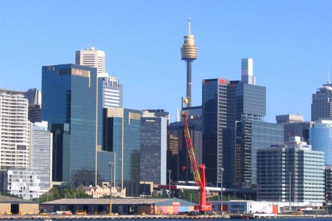 Небоскребы Сиднея