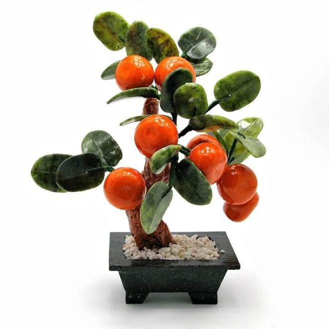 ljubavni simbol stabla mandarina
