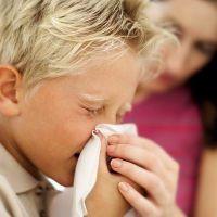 objawy SARS u dzieci