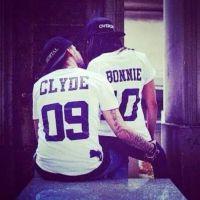 seznanjeni t-shirts mož in žena 3