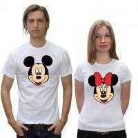seznanjeni t-shirts mož in žena 8