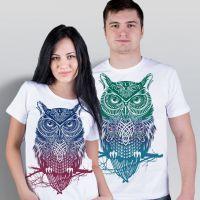 seznanjeni t-shirts mož in žena 9