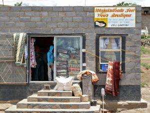 Магазин в Таба-Цека